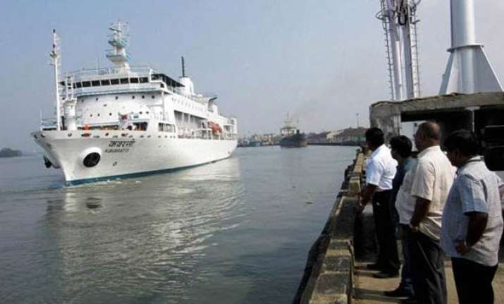 operation rahat in yemen ends indian navy s ships return
