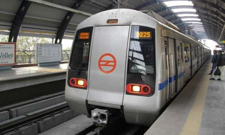 avm machines run out of stock at dmrc stations