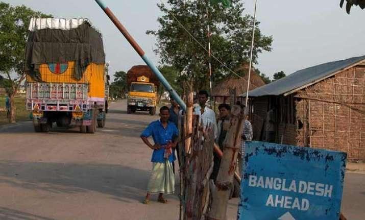 happy that border accord finalised with india bangladesh