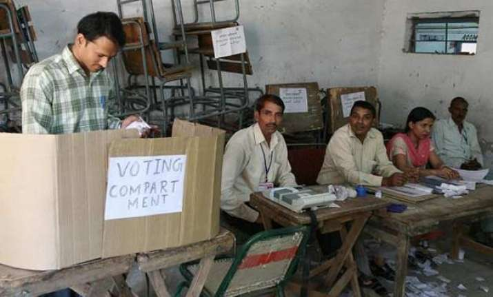election commission reverses its decision of showing polls