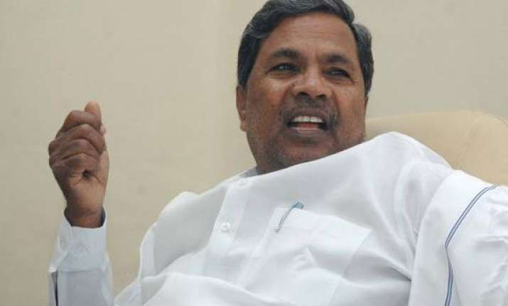 karnataka cm unhappy he was not consulted on governor s