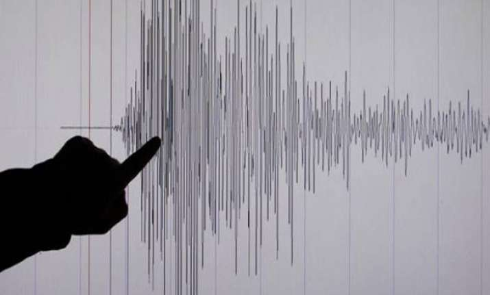 mild tremors felt in delhi ncr