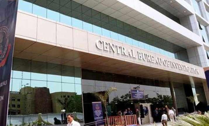 cbi arrests customs commissioner 2 others in graft case