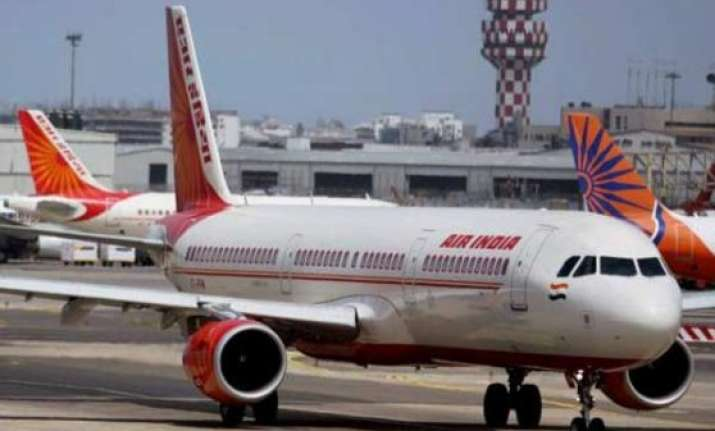 daughter of a senior air india officer violates security