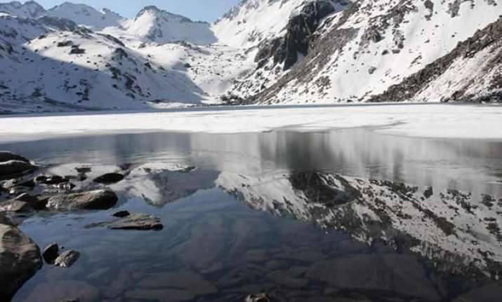 glaciers in brahmaputra basin may reduce alarmingly study