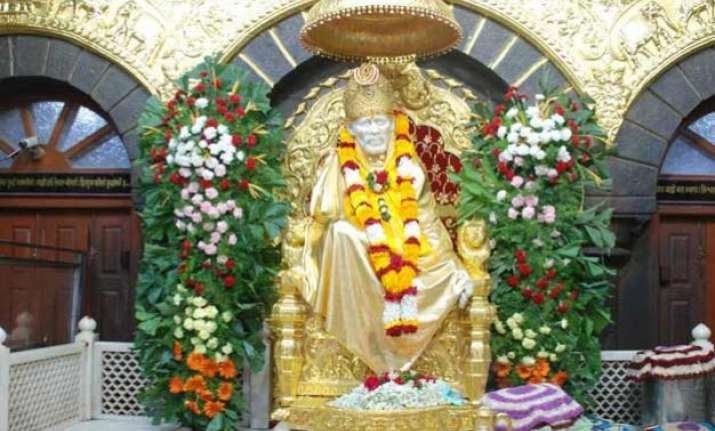 record breaking devotees offer rs 12 cr to shirdi sai