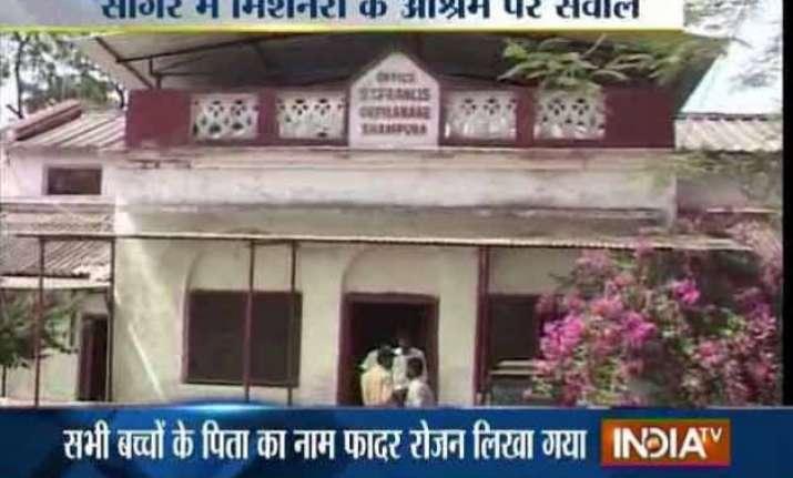 70 children converted to christianity in madhya pradesh