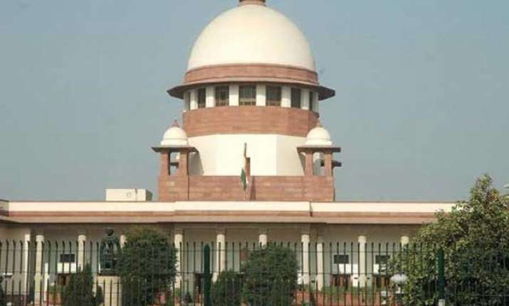 will decide issue of larger bench first sc
