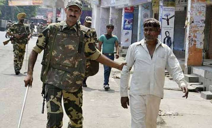 intelligence failure led to muzaffarnagar riots judicial