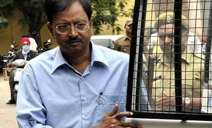 satyam case ramalinga raju nine others released from prison