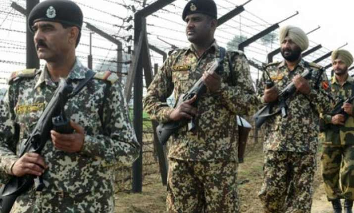 india warns pakistan of forceful reply over unprovoked