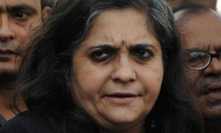 teesta setalvad moves hc after cbi court rejects