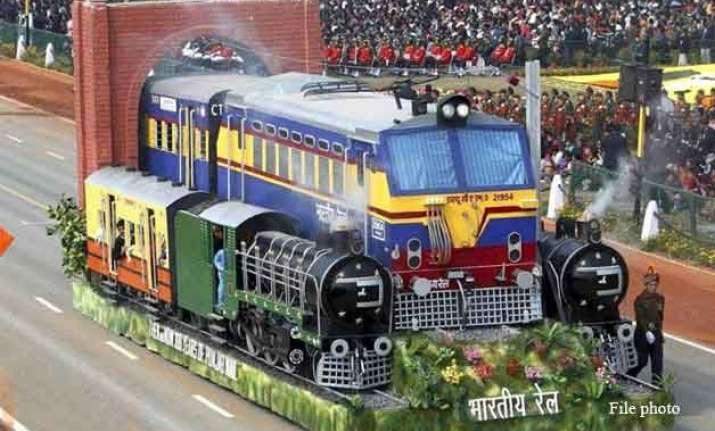 railway tableau to showcase high speed train