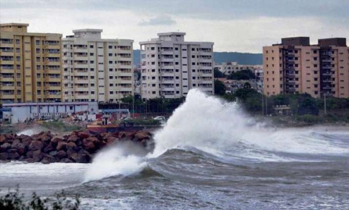about 30 lakh families in ap affected by hudhud