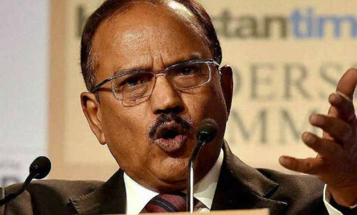 internal security key to become global power nsa ajit doval