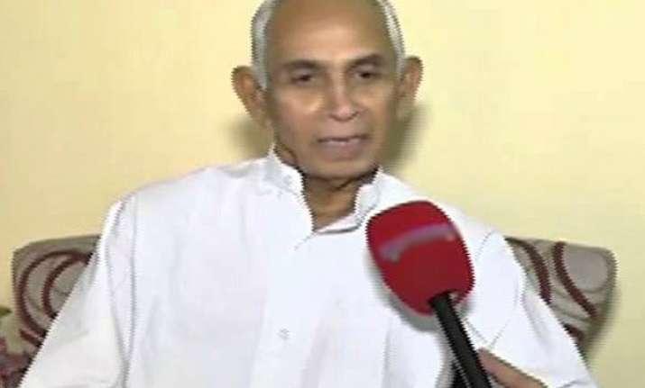former sikkim governor rama rao dead