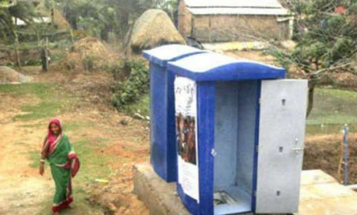 people in no toilet villages indirectly consuming excreta