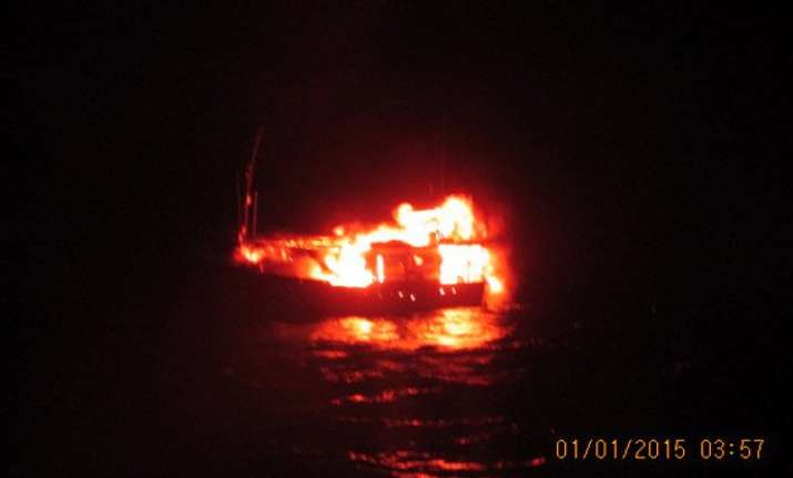 another boat carrying terrorists from pakistan get away