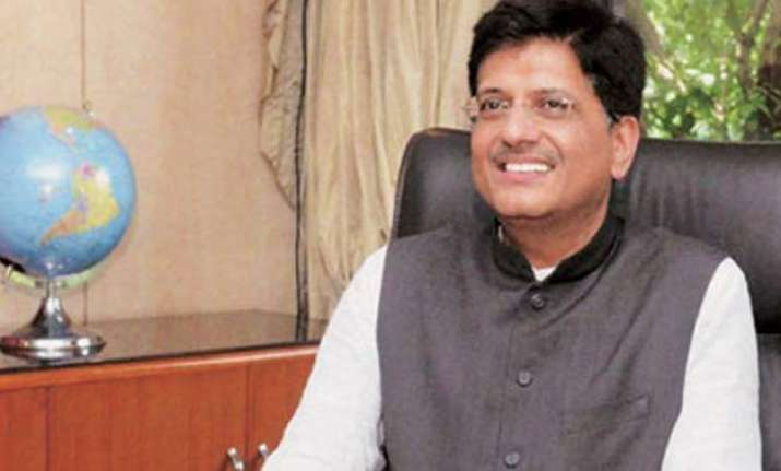 obama in india piyush goyal appointed minister in waiting