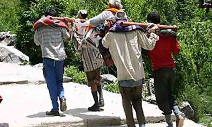 government to take 25 000 elderly couple on char dam yatra