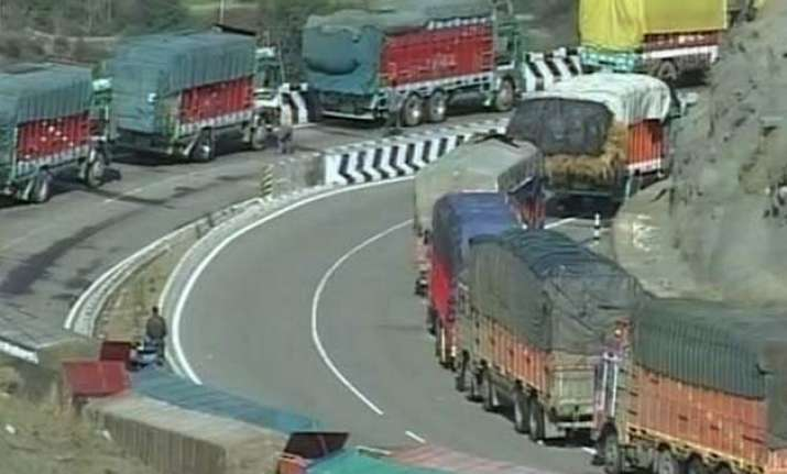 truckers continue strike disrupts goods supply to some areas