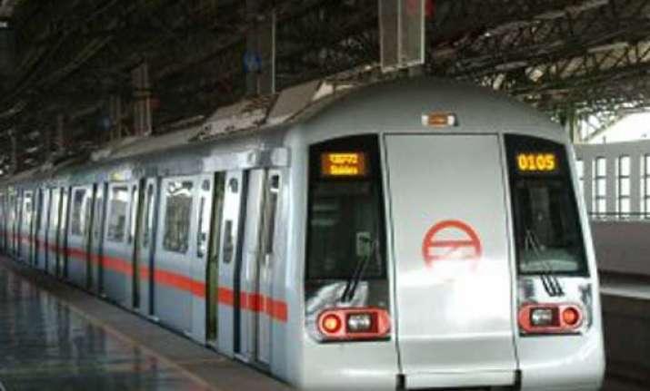 noida gr noida authorities sign mou with dmrc for metro