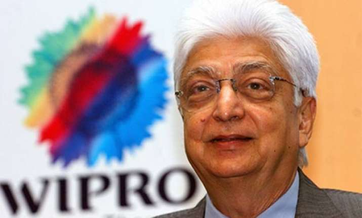 azim premji gives half of his stake in wipro for charity