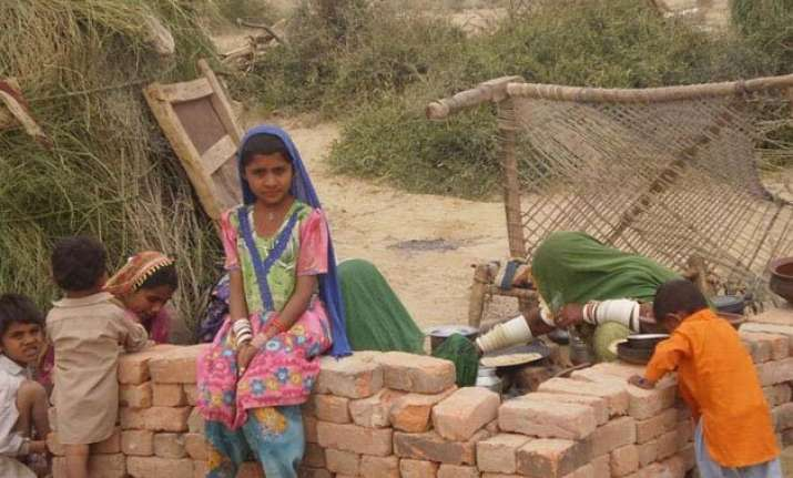 gurjars offer marriage land to displaced pakistan hindus