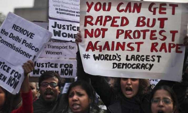 sexual assault rape top crimes against scheduled castes