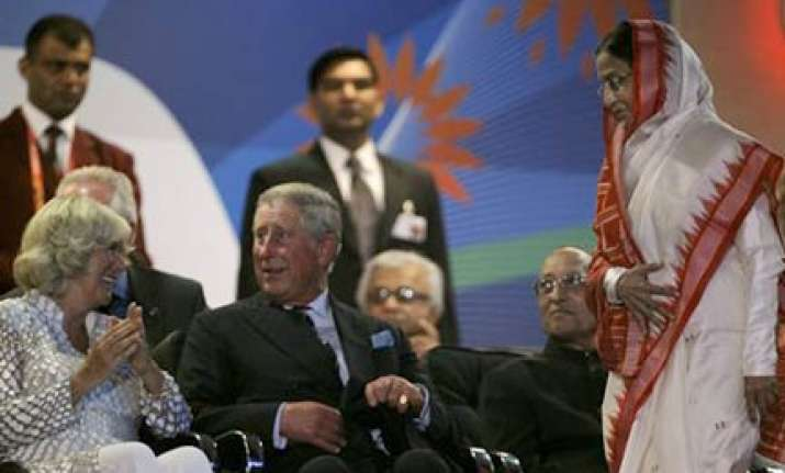 president prince charles jointly declare cwg open
