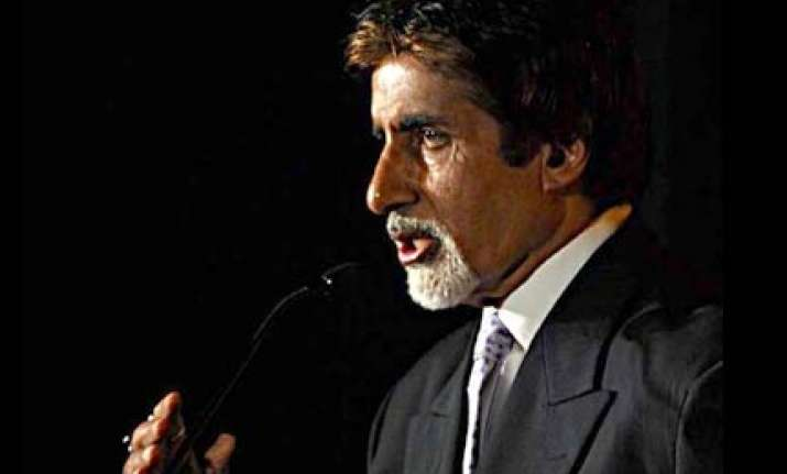 big b lashes out at state govt says its a petty act