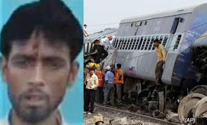 prime suspect of jnaneswari train sabotage killed in