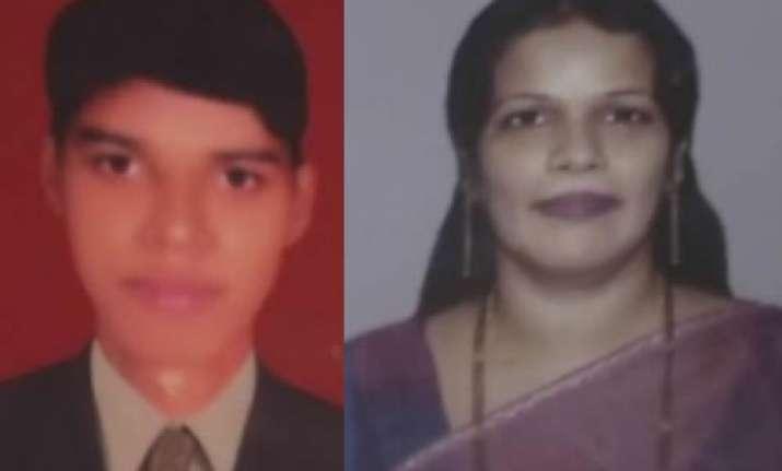 ex student lover strangles navi mumbai principal to death
