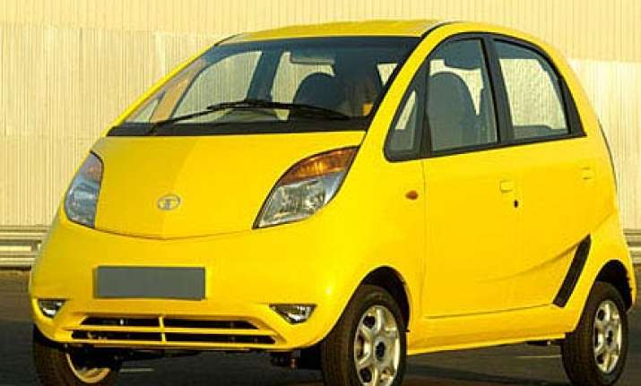 tata to add safety device to nano cars not recall