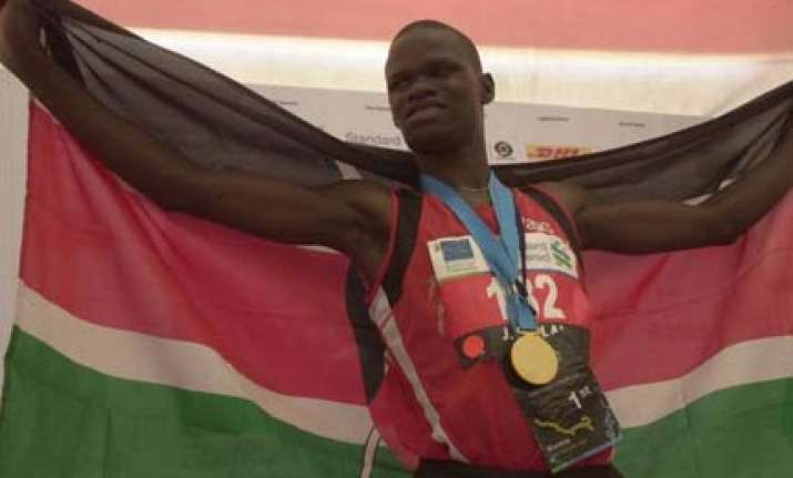 kelai wins men s marathon at commonwealth games