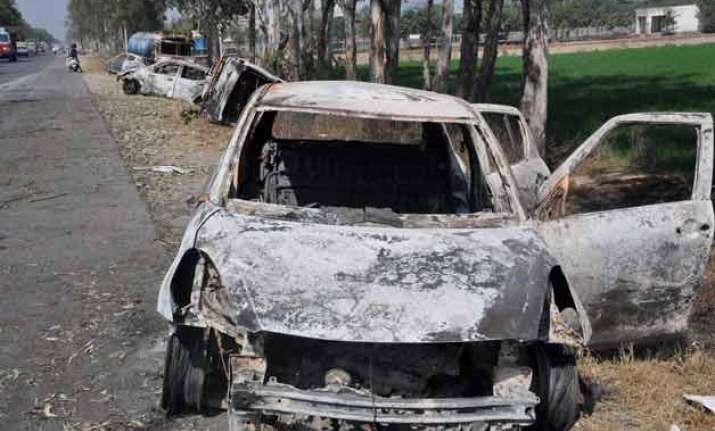 jat stir fuel supply back to normal in most haryana cities
