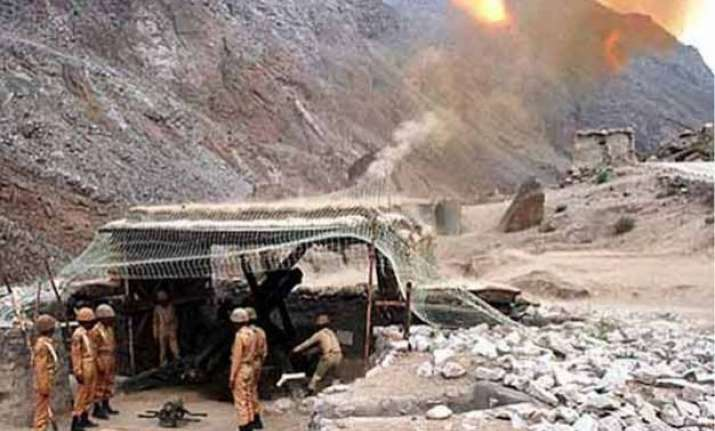 ceasefire in tatters amid reports of pak army replacing its