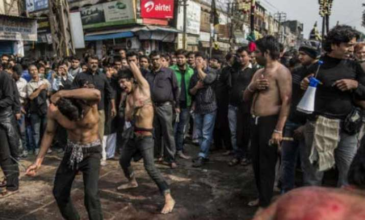 restrictions imposed to disallow muharram procession in