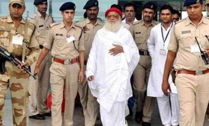 asaram bapu s ashram in up found ransacked