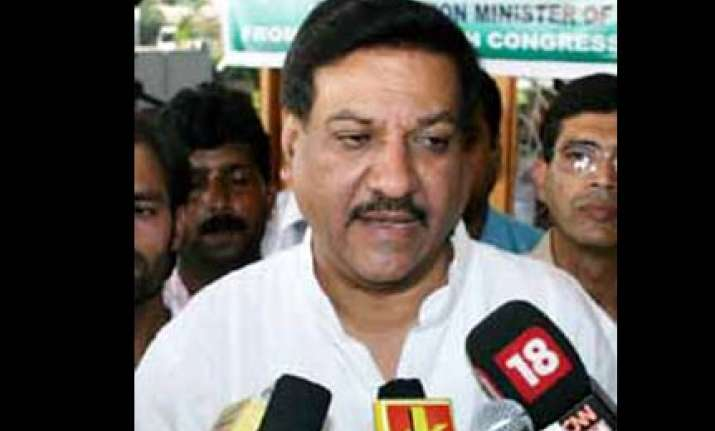 tough decisions while finalizing cabinet says chavan