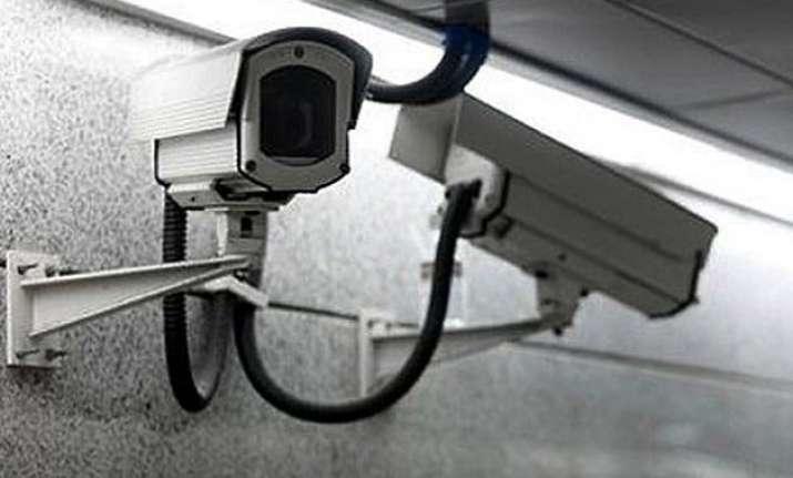 nine arrested after alleged cctv cameras found in kolkata