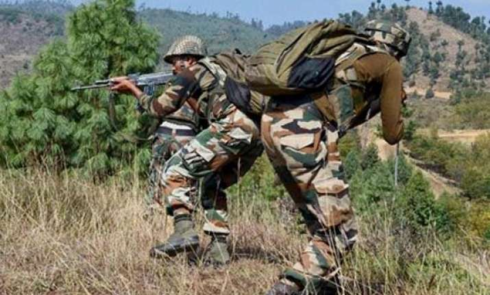 ceasefire violation pakistan fires at the border ahead of