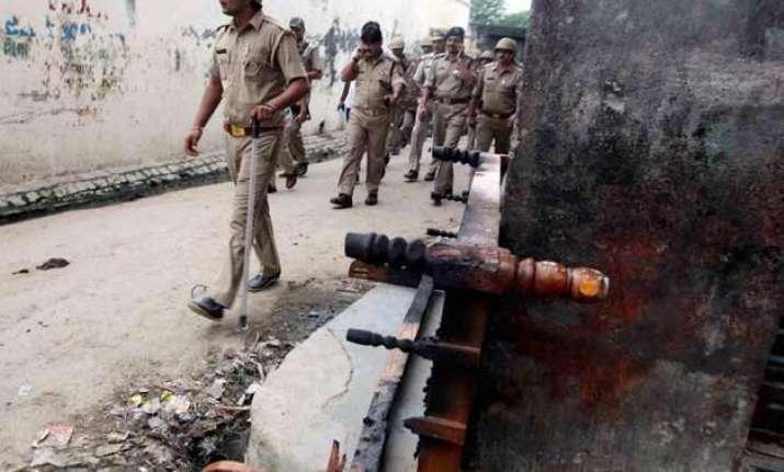 muzaffarnagar riots pil challenges justice sahai commission