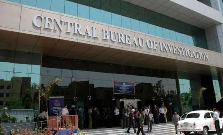 cbi investigated 171 financial fraud cases worth rs 20 000