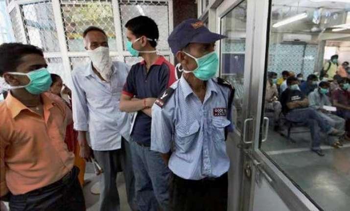 five new cases of swine flu in delhi