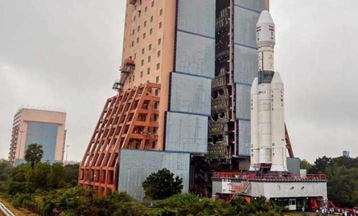 india readies to launch gsat 6 with isro s heaviest rocket