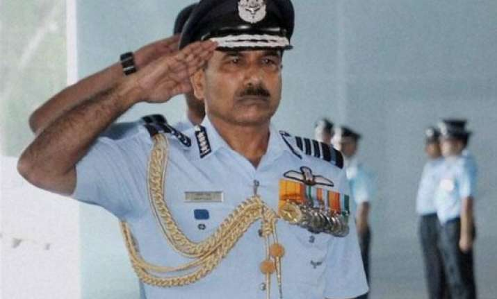 it s not my air force govt has to ensure completion of