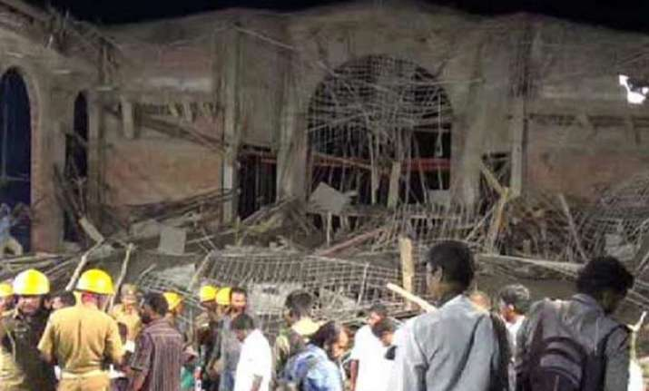3 dead 15 hurt as under construction church collapses in