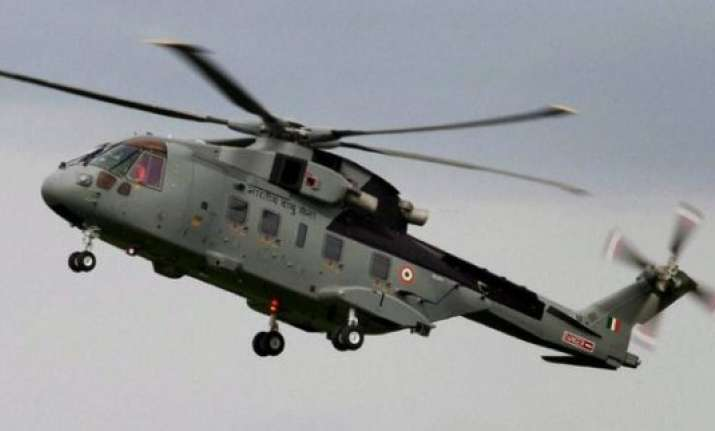 sit on blackmoney to help probe money trail in chopper deal