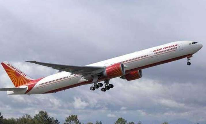 grenade on air india plane turns out to be plastic wrapper